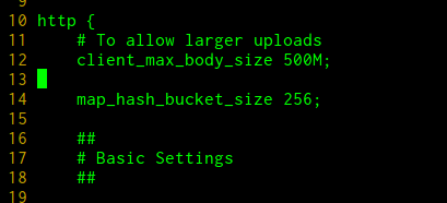 map_hash_bucket_size nginx